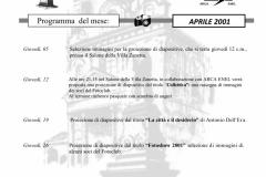 APRILE 2001