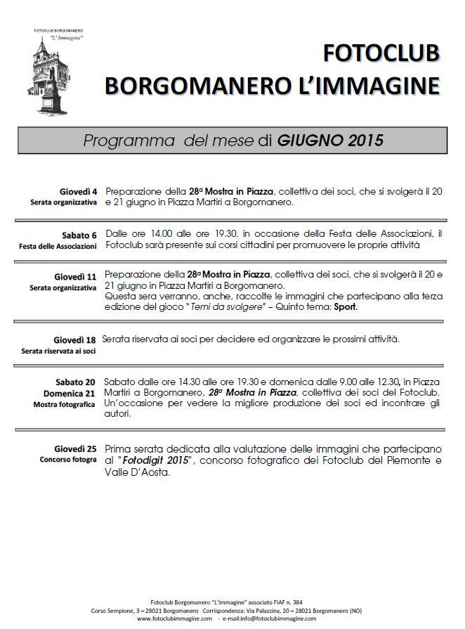 Programma 2015-06