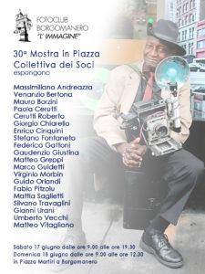 Mostra in Piazza 2017 Fotoclub Borgomanero l'Immagine