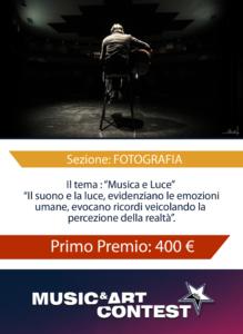 Music.art Photo Contest 2018