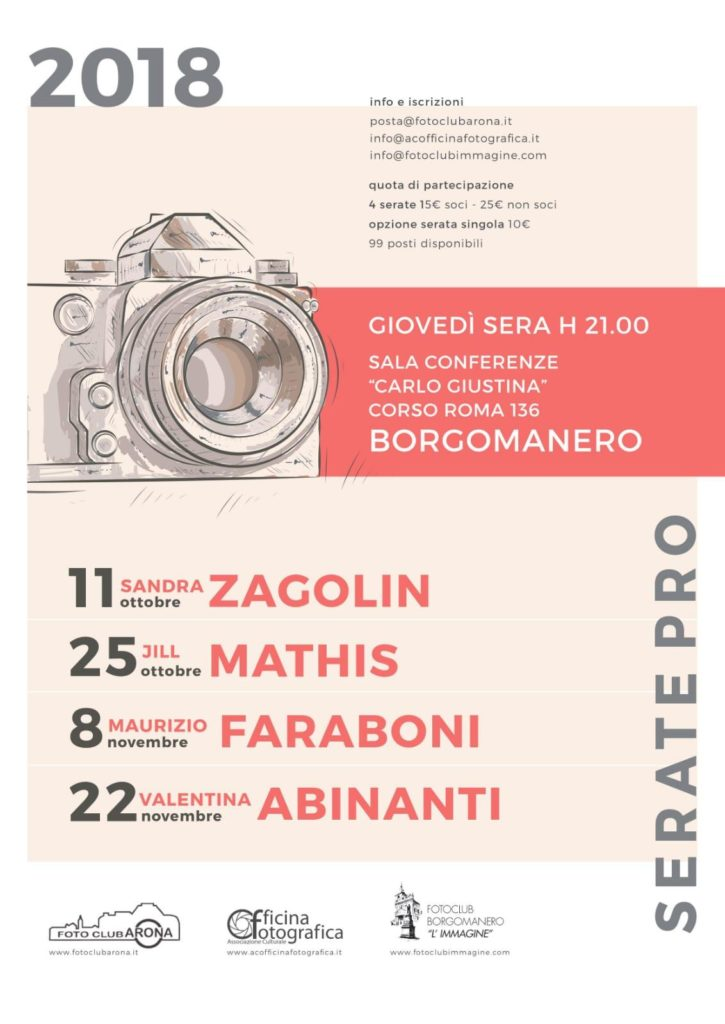 Professionisti della Fotografia