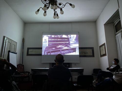 HOMO VACUUS - Proiezione audiovisivi al Fotoclub