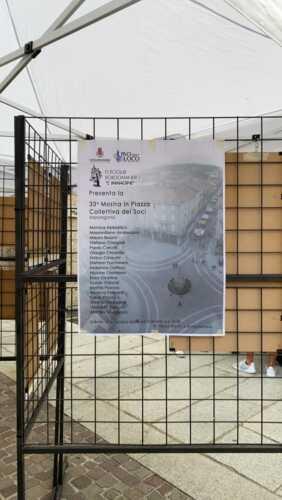 Mostra in Piazza 2020 Fotoclub Borgomanero l'Immagine